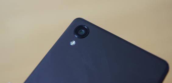 Kamera-Modul des Sony Xperia X