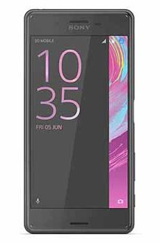 Sony Xperia X Performance Datenblatt - Foto des Sony Xperia X Performance