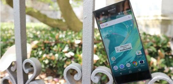 Sony Xperia XA1 im Test