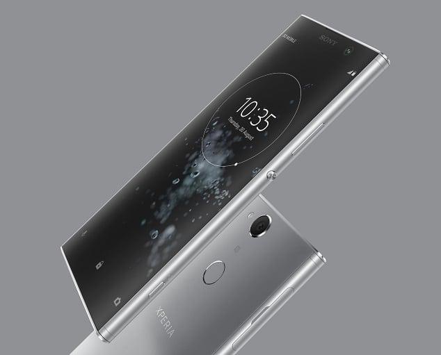 Sony Xperia XA2 Plus: Pressebilder