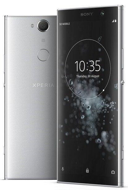 Sony Xperia XA2 Plus, Xperia XA2 Plus, Sony, Pressebild