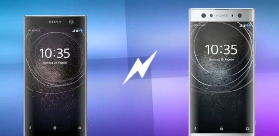 Sony Xperia XA2 vs. Xperia XA2 Ultra
