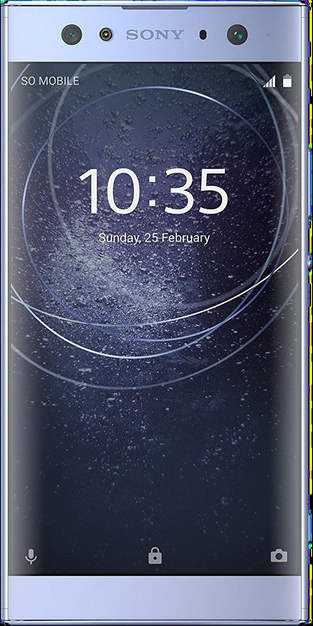 Sony Xperia XA2 front