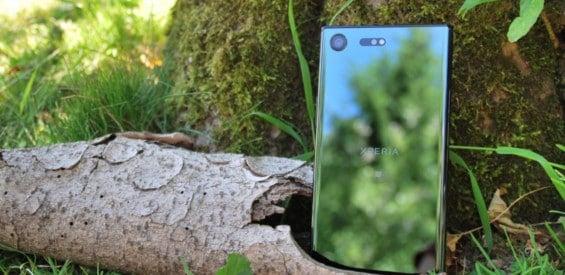 Sony Xperia XZ Premium groß