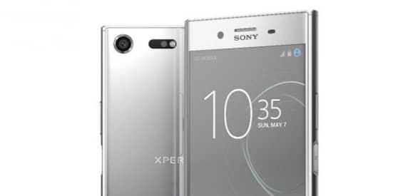 Sony Xperia XZ Premium MWC 2017
