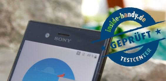 Sony Xperia XZ1 im Test