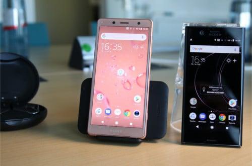 Sony Xperia XZ2 Compact vs Xperia XZ1 Compact Vergleich