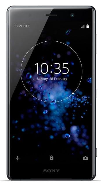 Sony Xperia XZ2 Premium, Xperia XZ2 Premium, Sony, Pressebild