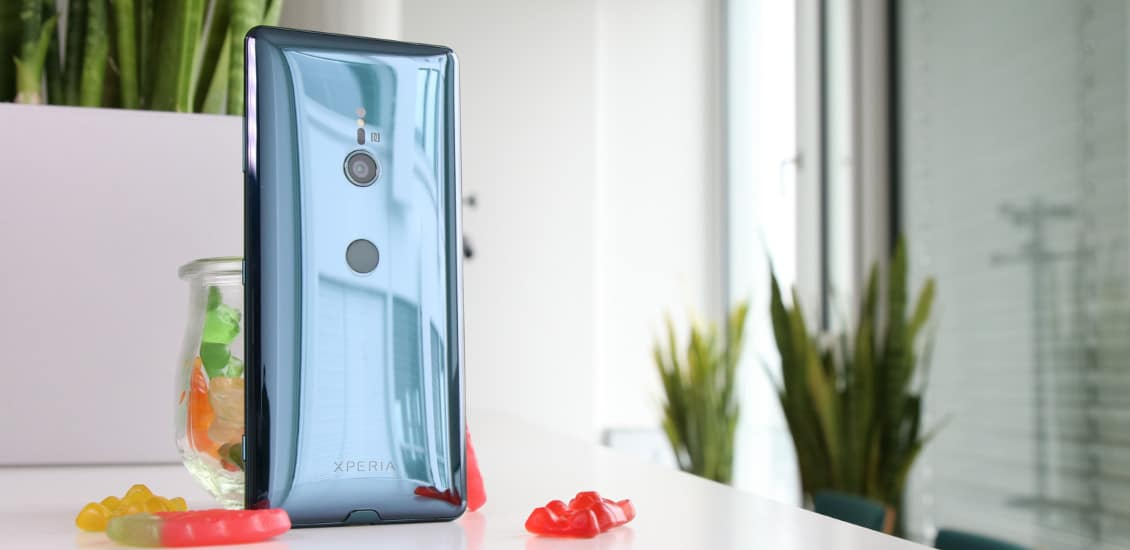 Sony Xperia XZ3 Hands-On