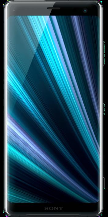 Sony Xperia XZ3 Schwarz Front