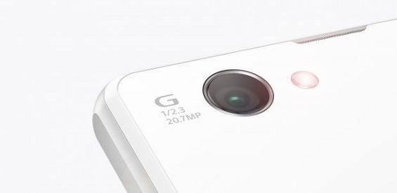 Sony Xperia Z1 Compact: Kamera und LED-Blitz
