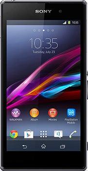 Sony Xperia Z1 Datenblatt - Foto des Sony Xperia Z1