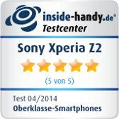 Sony Xperia Z2 Testsiegel