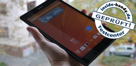 Sony Xperia Z3 Tablet Compact im Test