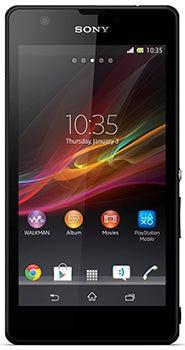 Sony Xperia ZR Datenblatt - Foto des Sony Xperia ZR