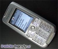 Sony-Ericsson K700i - Einstellungen