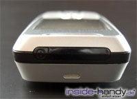 Sony-Ericsson K700i - Infrarotschnittstelle