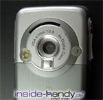 Sony-Ericsson K700i - Kamera