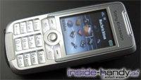 Sony-Ericsson K700i - Menü