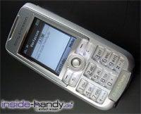 Sony-Ericsson K700i - Nachricht