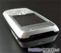 Sony-Ericsson K700i - Seitentaste