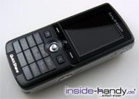 Sony-Ericsson K750i - liegend
