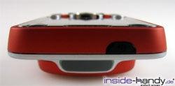 SonyEricsson W550i - Infrarot