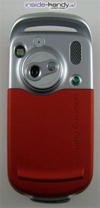 SonyEricsson W550i - Kamera