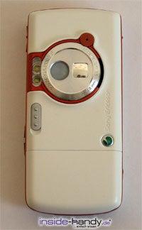 Sony-Ericsson W800i - Kamera