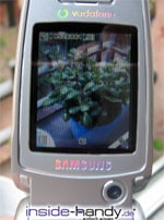 Sony-Ericsson z500 - Display