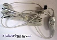 Sony-Ericsson z500 - Kopfhörer