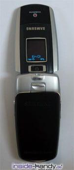 Sony-Ericsson z500 -