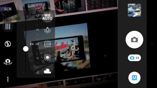 Sony`s Konzept für Android: Screenshots