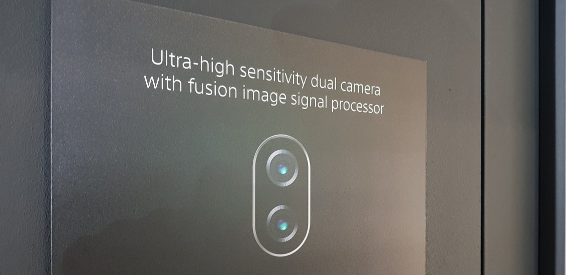 Sonys neuer Kamera-Sensor mit ISO 51.200
