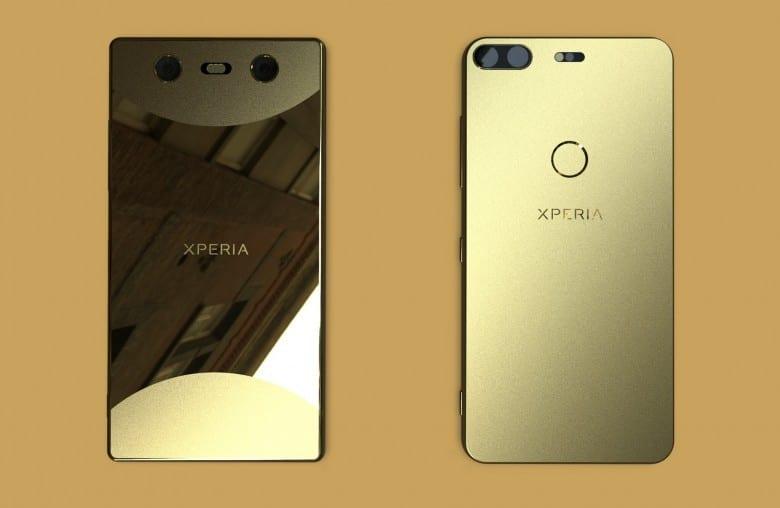 Sony-Xperia-Modelle für 2018