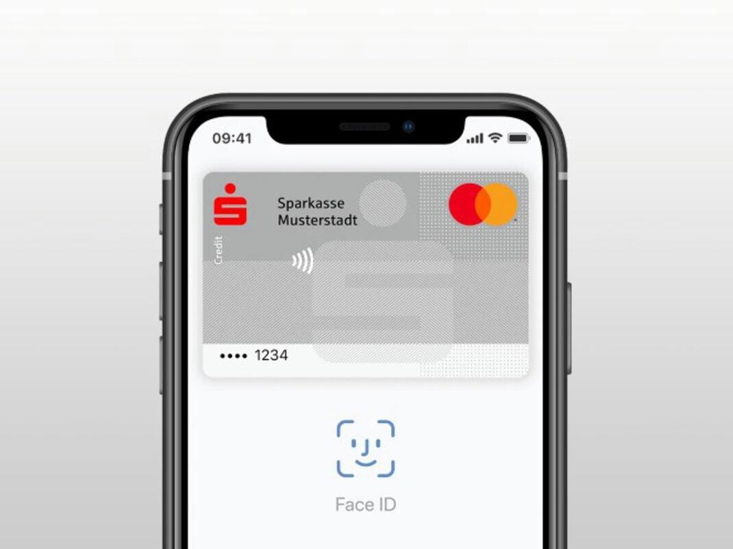 Sparkasse: Apple Pay ab sofort für alle Kunden verfügbar