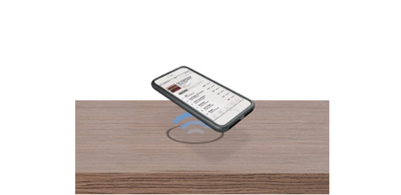 spectral wireless charging