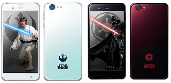 Star Wars Mobile - Neues Star Wars Handy von Softbank und Sharp