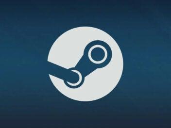 Das Steam Logo