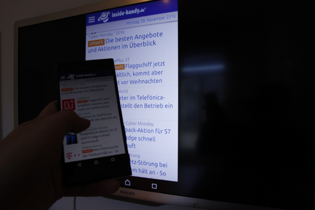 Lg Fernseher Mit Iphone Verbinden : Handy mit fernseher verbinden: so geht es