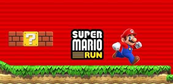 Super Mario Run App Vorschaubild