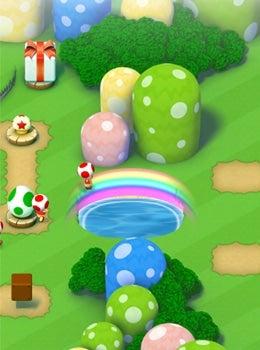 Super Mario Run Regenbogenbrücke