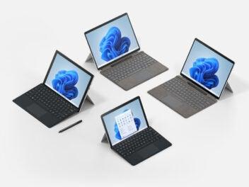 Die neuen Surface Produkte im Überblick