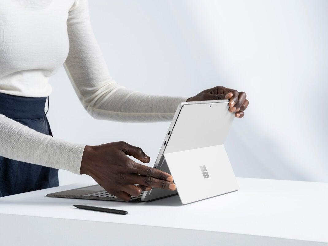Das neue Surface Pro 8
