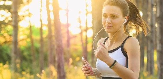 Fitness-Apps auf dem Handy
