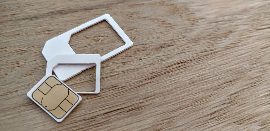 Nano Sim Karte Schablone Originalgrosse.Mini Micro Nano Und Esim Sim Karten Grossen Vorgestellt