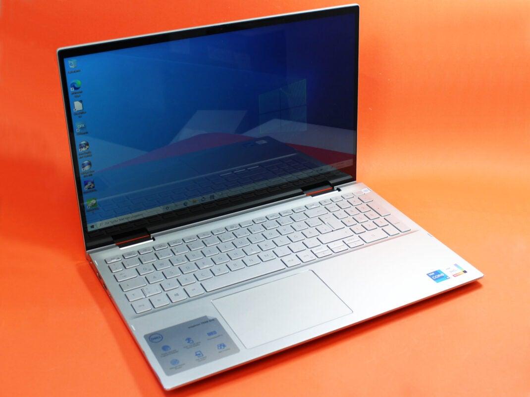 Tastatur des Dell Inspiron 15 7000 2in1