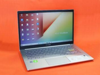 Front des ASUS VivoBook S14