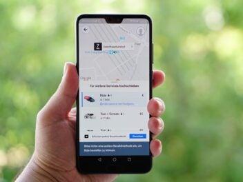 Die besten Taxi-Apps