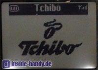 Tchibo (TCM) Klapp Handy - Display